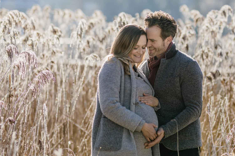 Babybauchshooting, Paarshooting, Maternity, Salzburg