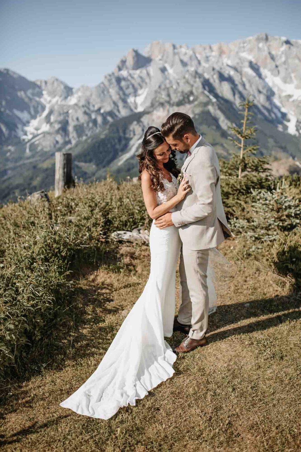 Heiraten Steinbockalm