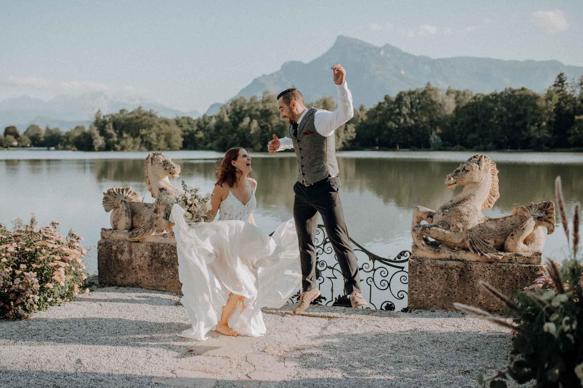 Schloss Leopoldskron Hochzeit